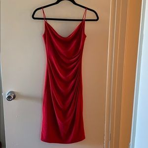 Perfect date night red dress